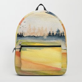 Sunset Reflections Backpack