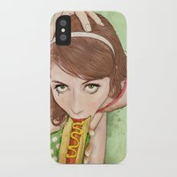 girls iPhone & iPod Cases featuring Life's a Picnic, Bring Your Friend by keith p. rein