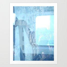 Liminal01 Art Print