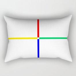 Composition 1 Rectangular Pillow