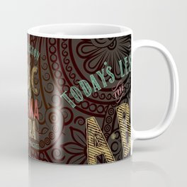 Kama Sutra Lessons Coffee Mug