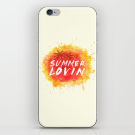 Summer Lovin' iPhone Skin