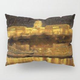 Budapest Vincent Van Gogh Pillow Sham