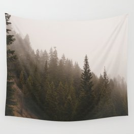 Elevation Drop Wall Tapestry