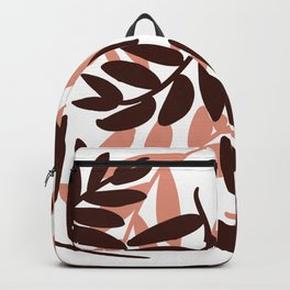 The Red Leaves Backpack