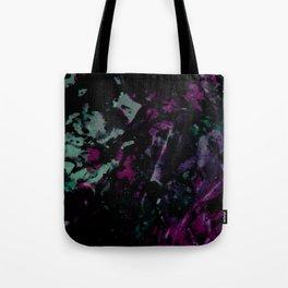 Galactic Print Tote Bag