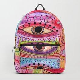 kindly expressed kind of kindness mask Backpack