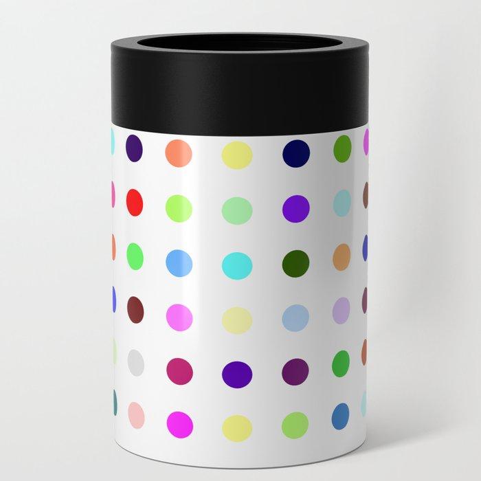 Big Hirst Polka Dot Can Cooler