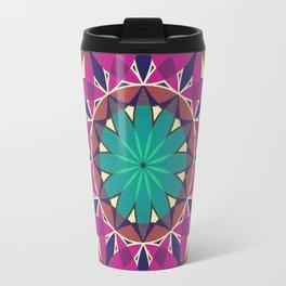 Flower of Life variation 2 Travel Mug