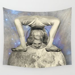 COSMIC CONTORTIONIST Wall Tapestry