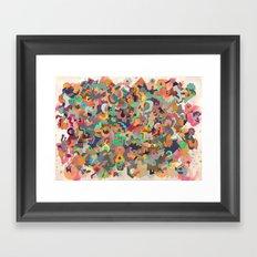Morven Framed Art Print