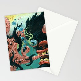 Guardian of the Bubble Pipes of Creation Stationery Cards