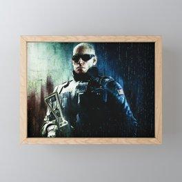 Pulse FBI SWAT Rainbow Six Framed Mini Art Print