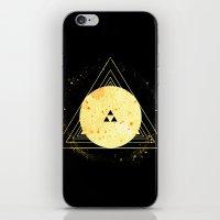 TR FORCE iPhone & iPod Skin