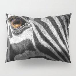 Zebra Eye Pillow Sham
