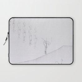 Whiteout I Laptop Sleeve