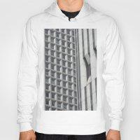 concrete Hoodies featuring Concrete Jungle by Alicia Evans