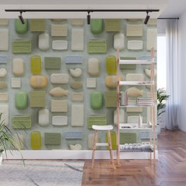 Soap Collection Spa Wellness Photography Wall Mural