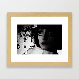 FEMME FATALE IV Framed Art Print