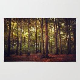 october forest II Rug