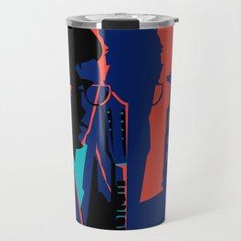 Revolt music Travel Mug