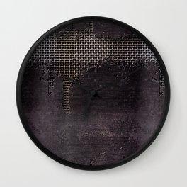 MutchDamage Wall Clock