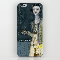 She Walks In Beauty  iPhone Skin