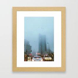 The Centrifuge Framed Art Print