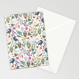 Miss Mystic Stationery Cards