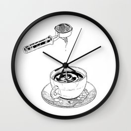 The Smells Wall Clock