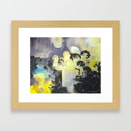 3:09 Framed Art Print