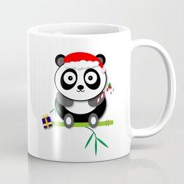 Holiday Panda Coffee Mug