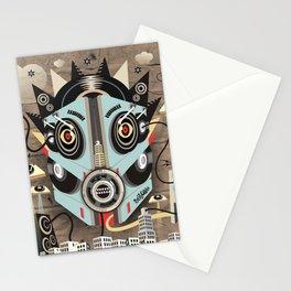 Ubiquity sound Stationery Cards