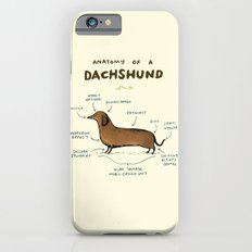 Anatomy of a Dachshund Slim Case iPhone 6