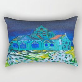 Church Rectangular Pillow