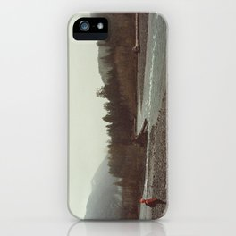 Foothills iPhone Case