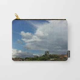 Antennas and Clouds Carry-All Pouch