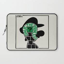 Save The Princess - Variant Laptop Sleeve