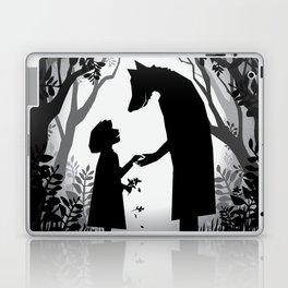 Meeting The Wolf Laptop & iPad Skin