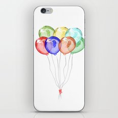 Baloons iPhone & iPod Skin