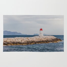 Romantic Lighthouse Rug