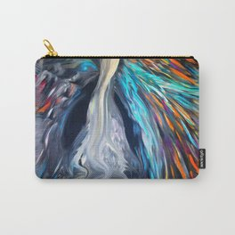 Bright Life Tree Carry-All Pouch
