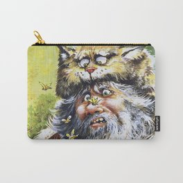 Bugged Mountain Man Carry-All Pouch