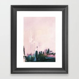 Abstract I Framed Art Print