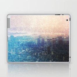 City from Scratch Laptop & iPad Skin