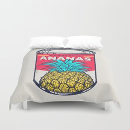 Condensed ananas Duvet Cover