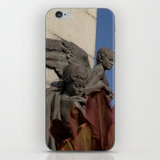 Fallen angels iPhone & iPod Skin