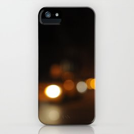 new york city never always changes iPhone Case