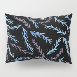 Branches At Night Pillow Sham