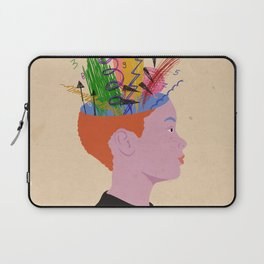 Creative boy Laptop Sleeve